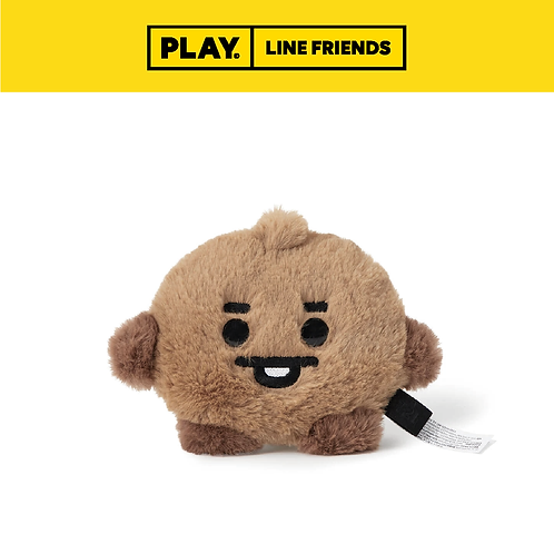 BT21 Baby Flat Fur Doll (S) 20cm #SHOOKY