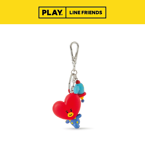 BT21 Mini Figure Key Ring #TATA