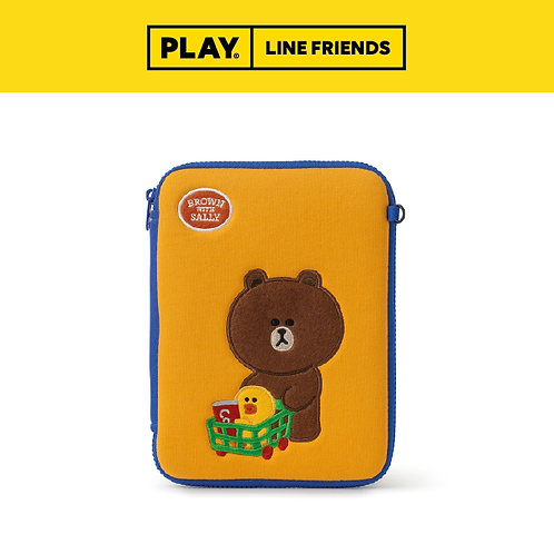 BF Ordinary Days Tablet Pouch #YE