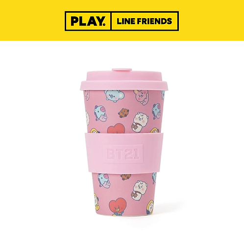 BT21 Baby Basic Reusable Cup