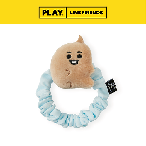 BT21 Jelly Candy Hair Straps #SHOOKY