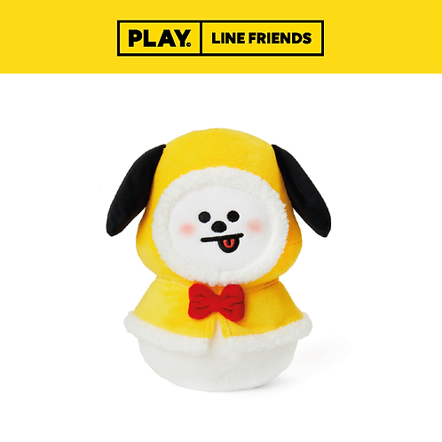 BT21 Winter Standing Doll 20cm #CHIMMY