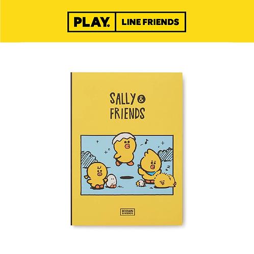 SAF Sticky Book