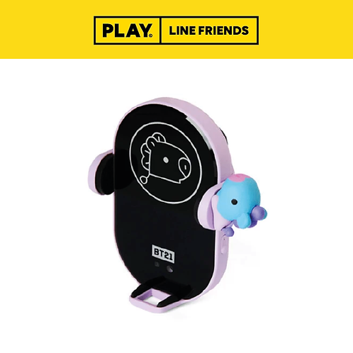 BT21 Wireless Car Charger #MANG