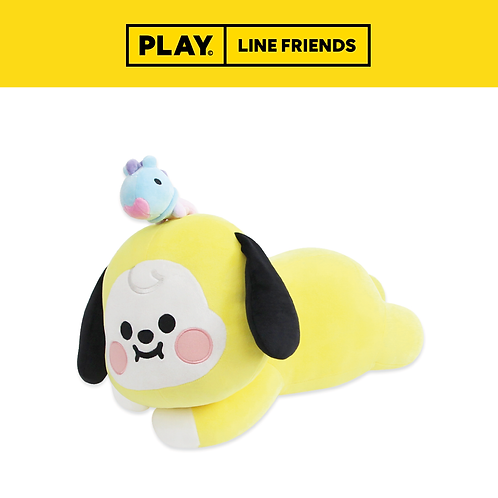 BT21 Little Buddy With Me Cushion #CHIMMY