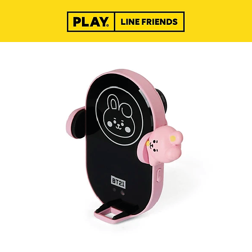 BT21 Wireless Car Charger #COOKY
