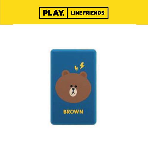 LF Power Bank 5000mAh #Brown