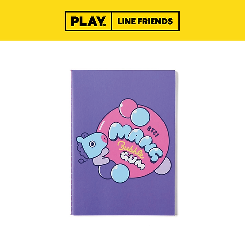 BT21 Sweet Mini Note #MANG