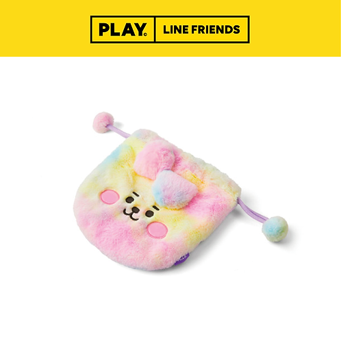 BT21 Baby Rainbow String Pouch #COOKY