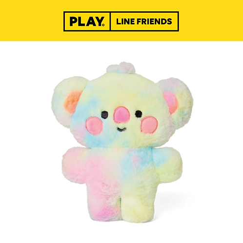 BT21 Baby Rainbow Flat Fur Doll #KOYA