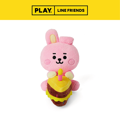 BT21 Baby Lighting Congrats Doll #COOKY