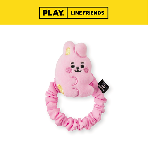 BT21 Jelly Candy Hair Straps #COOKY