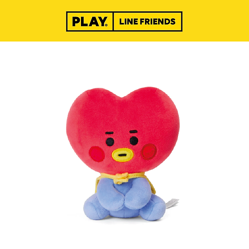 BT21 Baby Sitting Plush 12cm #TATA