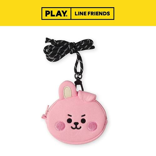 BT21 Baby Strap Mini Pouch #COOKY
