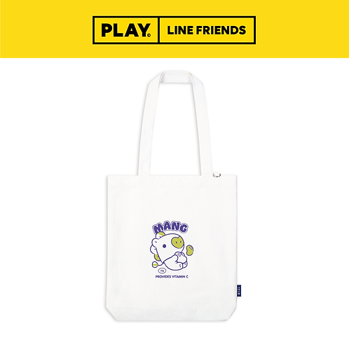 BT21 Canvas Eco Bag [Jelly Candy] #MANG
