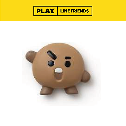 BT21 Figure Magnet #SHOOKY