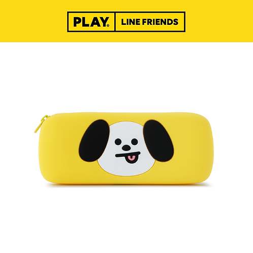 BT21 Silicone Pencil Case #CHIMMY