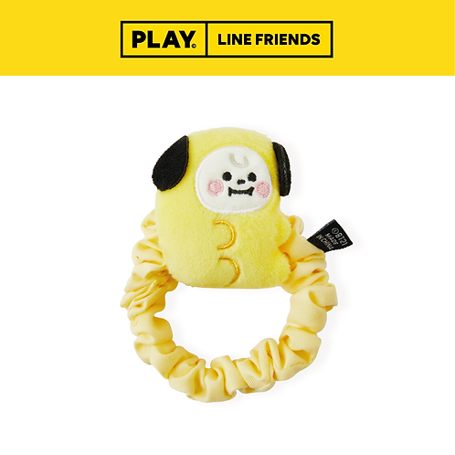 BT21 Jelly Candy Hair Straps #CHIMMY