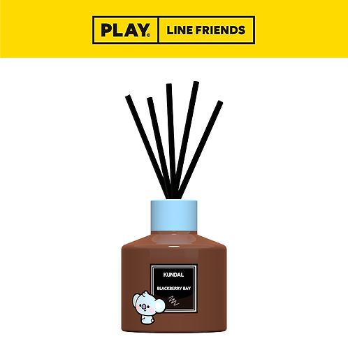 BT21 Perfume Diffuser 200ml (2 set) - Blackberry Bay #KOYA