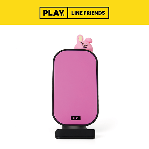 BT21 Wireless Charging Stand #COOKY