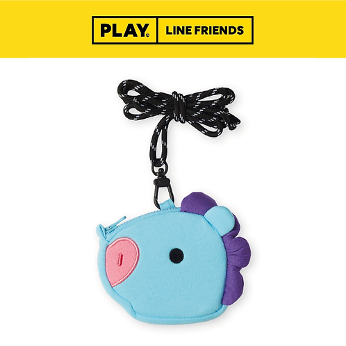BT21 Baby Strap Mini Pouch #MANG