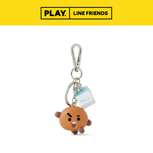 BT21 Mini Figure Key Ring #SHOOKY