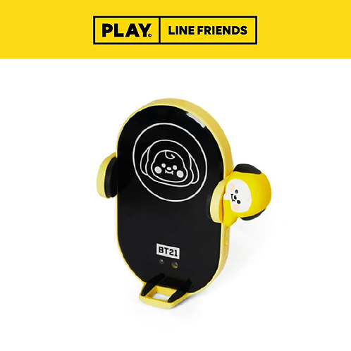 BT21 Wireless Car Charger #CHIMMY