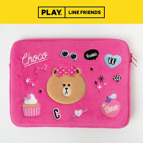Laptop Sleeve 13inch #Choco