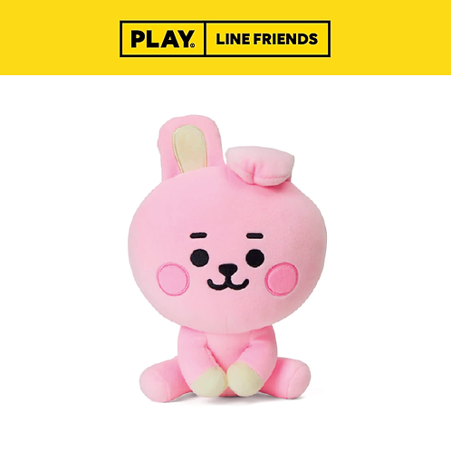 BT21 Baby Sitting Plush 20cm #COOKY