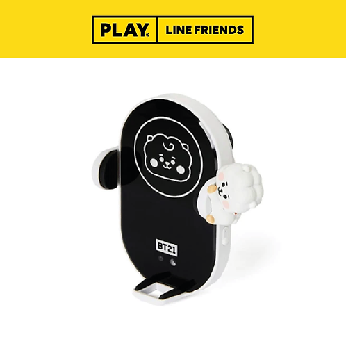BT21 Wireless Car Charger #RJ
