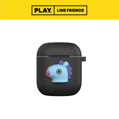 BT21 AirPods Case (Black Edition) #MANG