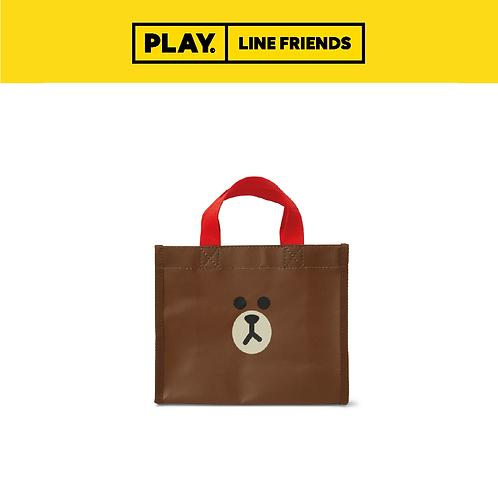Picnic Bag (S) #BROWN