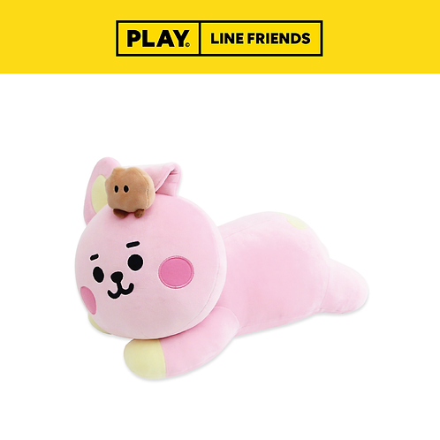 BT21 Little Buddy With Me Cushion #COOKY