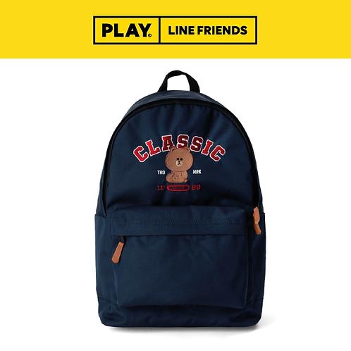 Univ Backpack #Navy