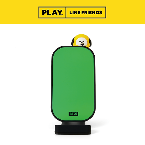 BT21 Wireless Charging Stand #CHIMMY