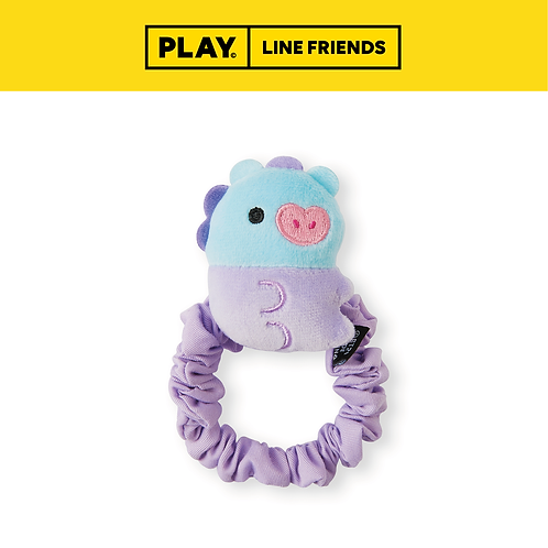 BT21 Jelly Candy Hair Straps #MANG