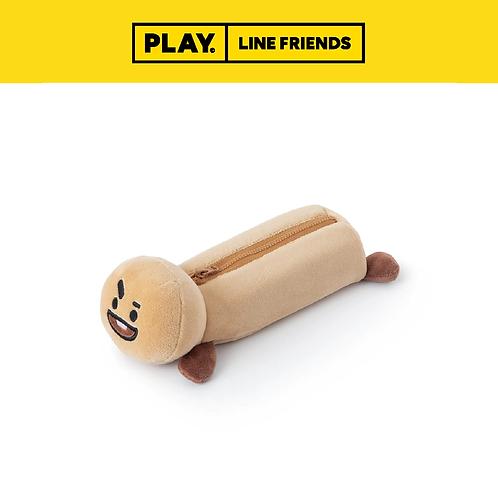 BT21 Lying Plush Pencil Case #SHOOKY
