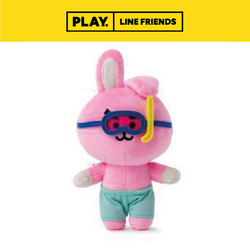 BT21 Standing Plush 15cm #COOKY