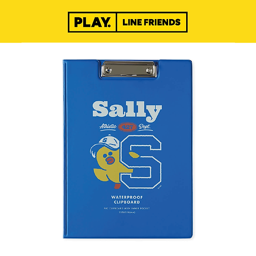 Univ Clipboard #SALLY