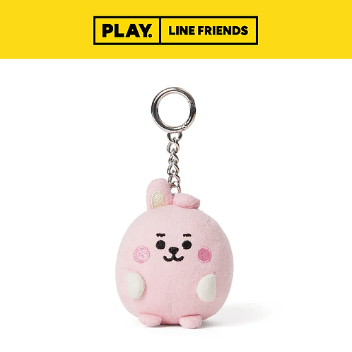 BT21 Baby Suede Bag Charm 7cm #COOKY