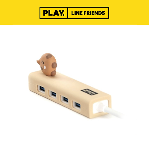 BT21 Baby USB Hub - Royche #SHOOKY