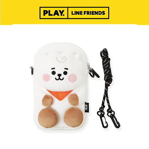 BT21 Baby Plush Cross Bag #RJ