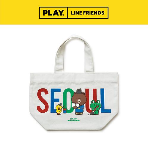 City Tote Bag (S) #Seoul