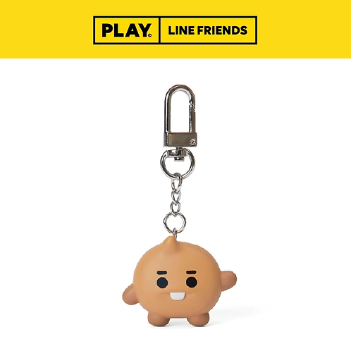 BT21 Baby Figure Keychain #SHOOKY