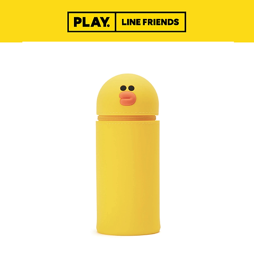 Standing Silicone Pencil Case #SALLY