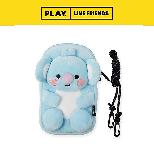BT21 Baby Plush Cross Bag #KOYA