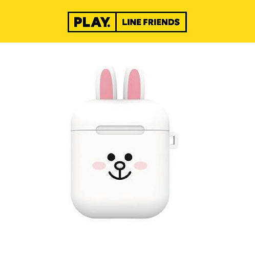 AirPods Case (Face Type) - Royche #Cony