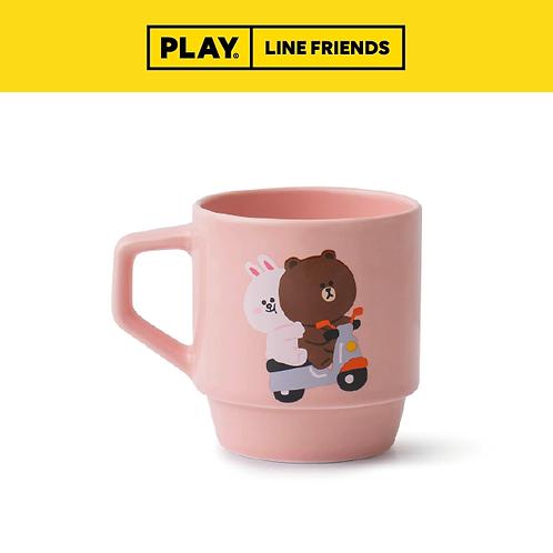 BF Ordinary Days Mug #Pink