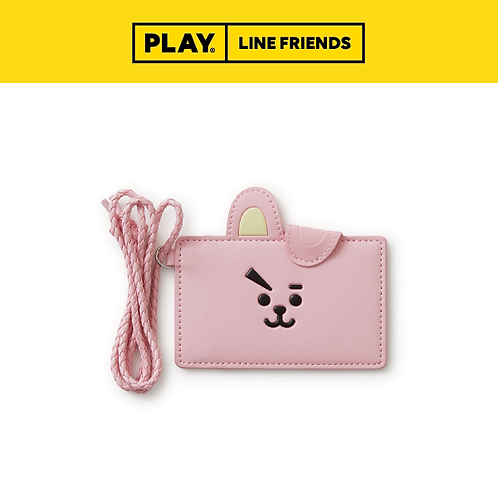 BT21 Strap Card Case #COOKY