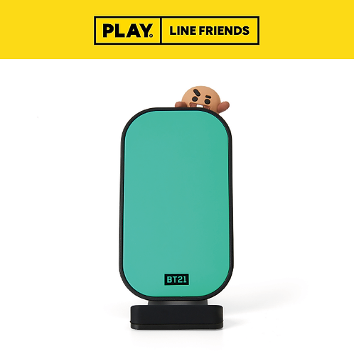 BT21 Wireless Charging Stand #SHOOKY